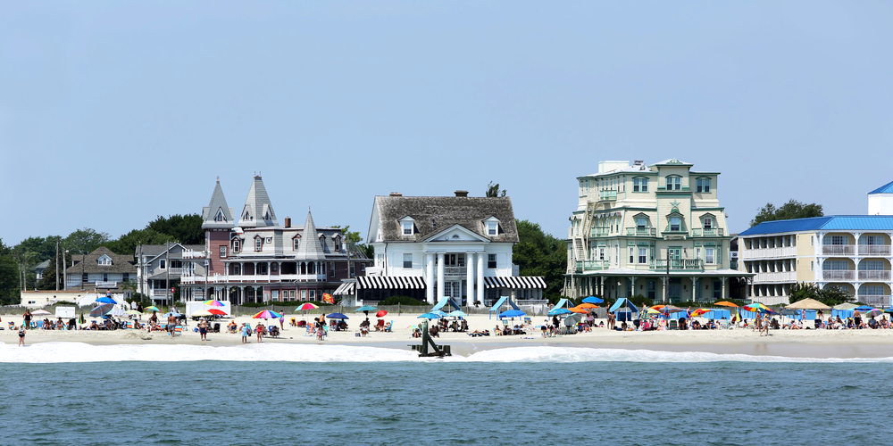 The New Jersey Shore: A Review Of Several Beach Communities