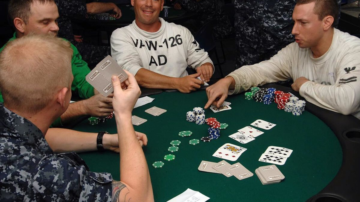 Don't Be the Fish at the Poker Table