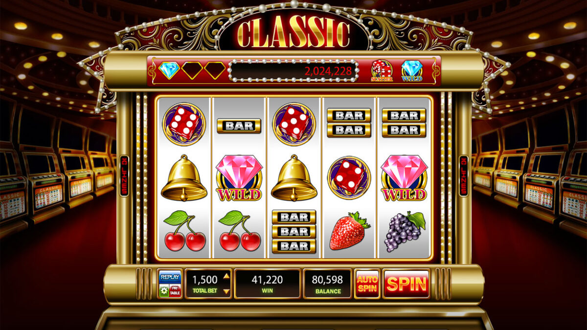 What Is The Psychology Behind Slot Games?